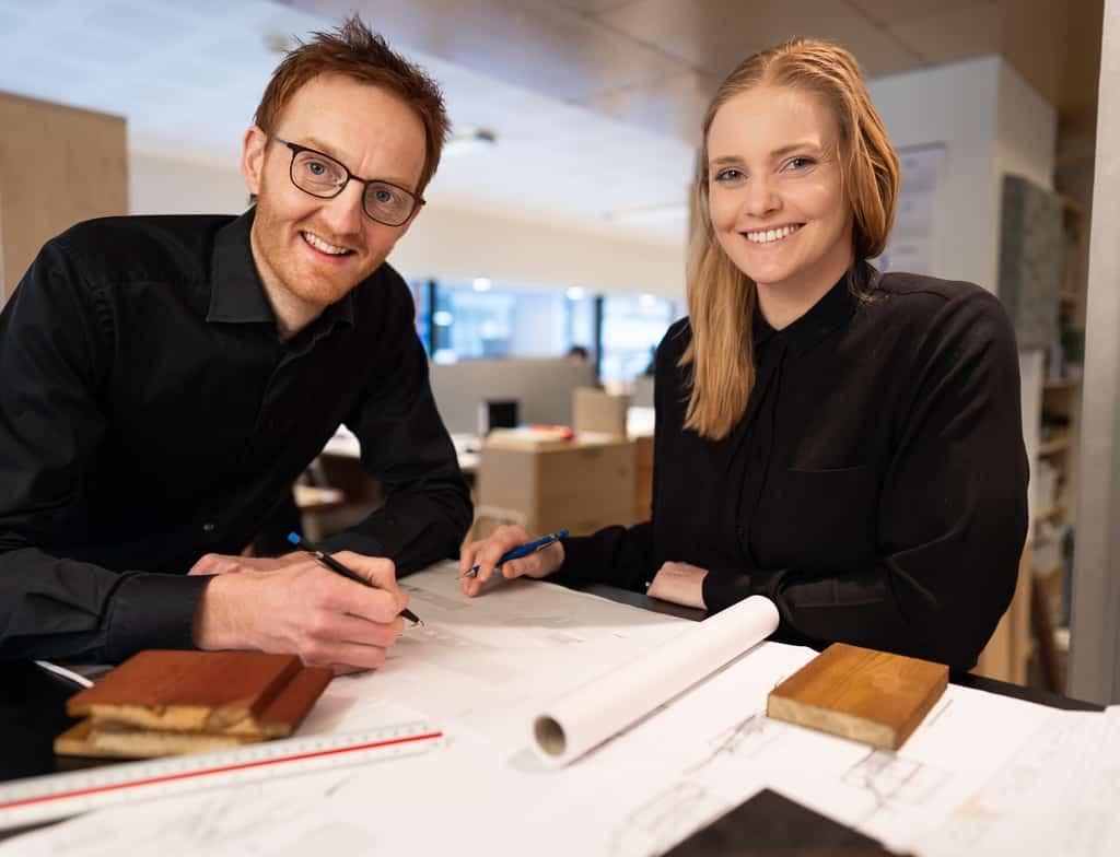 Arkitekter i Tromsø
