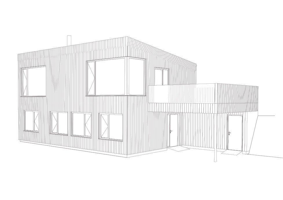 Visualisering hustype E