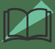 Bibliotek ikon